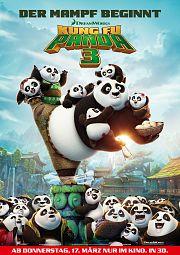 Alle Infos zu Kung Fu Panda 3