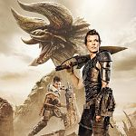 """Monster Hunter""-Endspurt: Milla Jovovich herzt Ron Perlman"