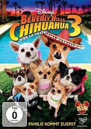 Alle Infos zu Beverly Hills Chihuahua 3
