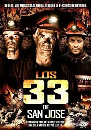 The 33 of San José