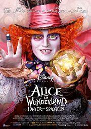 Alle Infos zu Alice im Wunderland - Hinter den Spiegeln