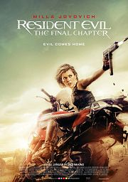 Alle Infos zu Resident Evil - The Final Chapter