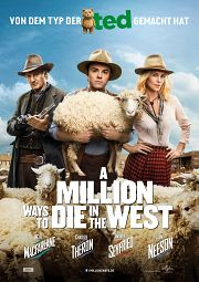 Alle Infos zu A Million Ways to Die in the West