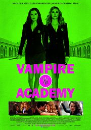Alle Infos zu Vampire Academy