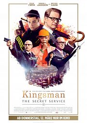 Alle Infos zu Kingsman - The Secret Service