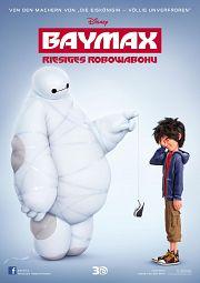 Baymax - Riesiges Robowabohu 3D