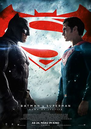 Kritik zu Batman v Superman - Dawn of Justice