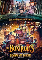 Die Boxtrolls 3D