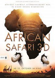 Alle Infos zu African Safari 3D