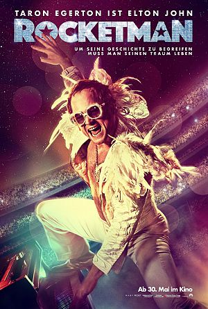 Rocketman Film-News