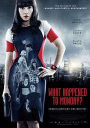 Alle Infos zu What Happened to Monday?