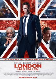Alle Infos zu London Has Fallen