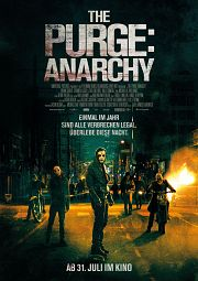 Alle Infos zu The Purge - Anarchy