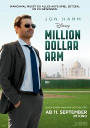 Alle Infos zu Million Dollar Arm