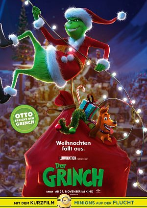 Der Grinch Film-News