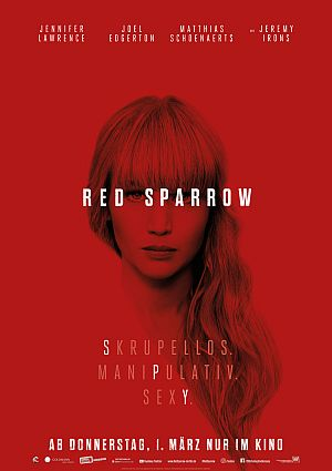 Alle Infos zu Red Sparrow