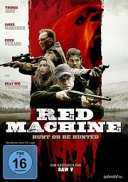 Alle Infos zu Red Machine - Hunt or Be Hunted