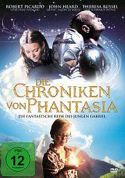 Die Chroniken von Phantasia - Die fantastische Reise des jungen Gabriel