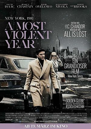 Alle Infos zu A Most Violent Year