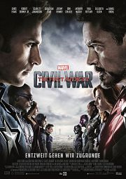 Alle Infos zu The First Avenger - Civil War