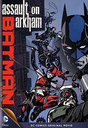 Kritik zu Batman - Assault on Arkham