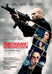 Alle Infos zu Mechanic - Resurrection