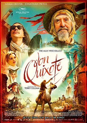 Kritik zu The Man Who Killed Don Quixote