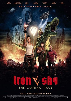 Alle Infos zu Iron Sky - The Coming Race