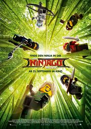 Alle Infos zu The LEGO Ninjago Movie
