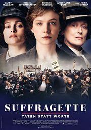 Alle Infos zu Suffragette - Taten statt Worte