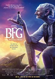 Alle Infos zu BFG - Big Friendly Giant