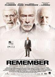 Alle Infos zu Remember - Vergiss nicht, dich zu erinnern