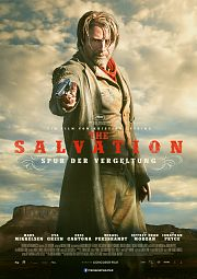 Alle Infos zu The Salvation - Spur der Vergeltung