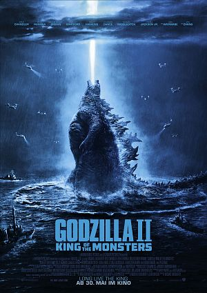 Alle Infos zu Godzilla 2 - King of the Monsters
