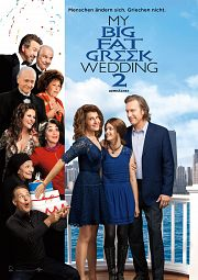 Alle Infos zu My Big Fat Greek Wedding 2