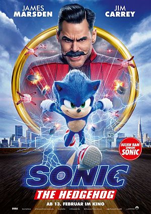 Kritik zu Sonic the Hedgehog