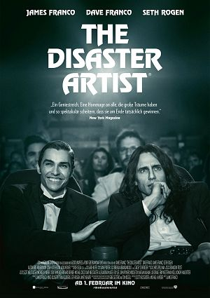 Alle Infos zu The Disaster Artist