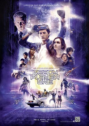 Alle Infos zu Ready Player One
