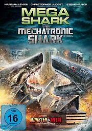 Alle Infos zu Mega Shark vs. Mechatronic Shark