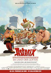 Alle Infos zu Asterix im Land der Götter