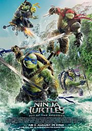 Zum Film Teenage Mutant Ninja Turtles 2 - Out of the Shadows