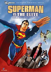 Alle Infos zu Superman vs. The Elite
