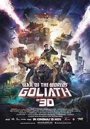 Alle Infos zu War of the Worlds - Goliath