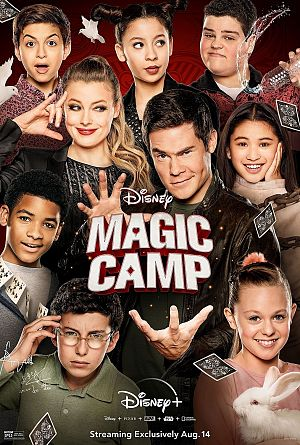 Alle Infos zu Magic Camp