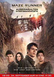 Maze Runner 2 - Die Auserwählten in der Brandwüste