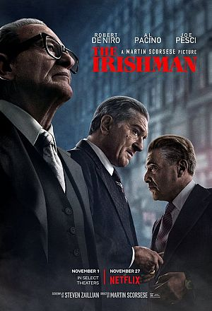 Alle Infos zu The Irishman