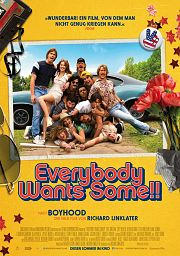 Alle Infos zu Everybody Wants Some!!