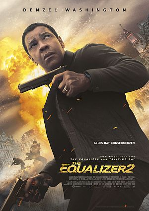 The Equalizer 2 Film-News