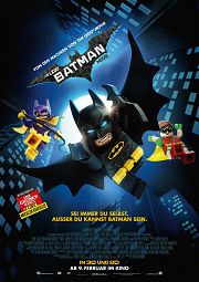 Alle Infos zu The LEGO Batman Movie
