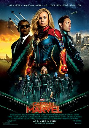 Alle Infos zu Captain Marvel